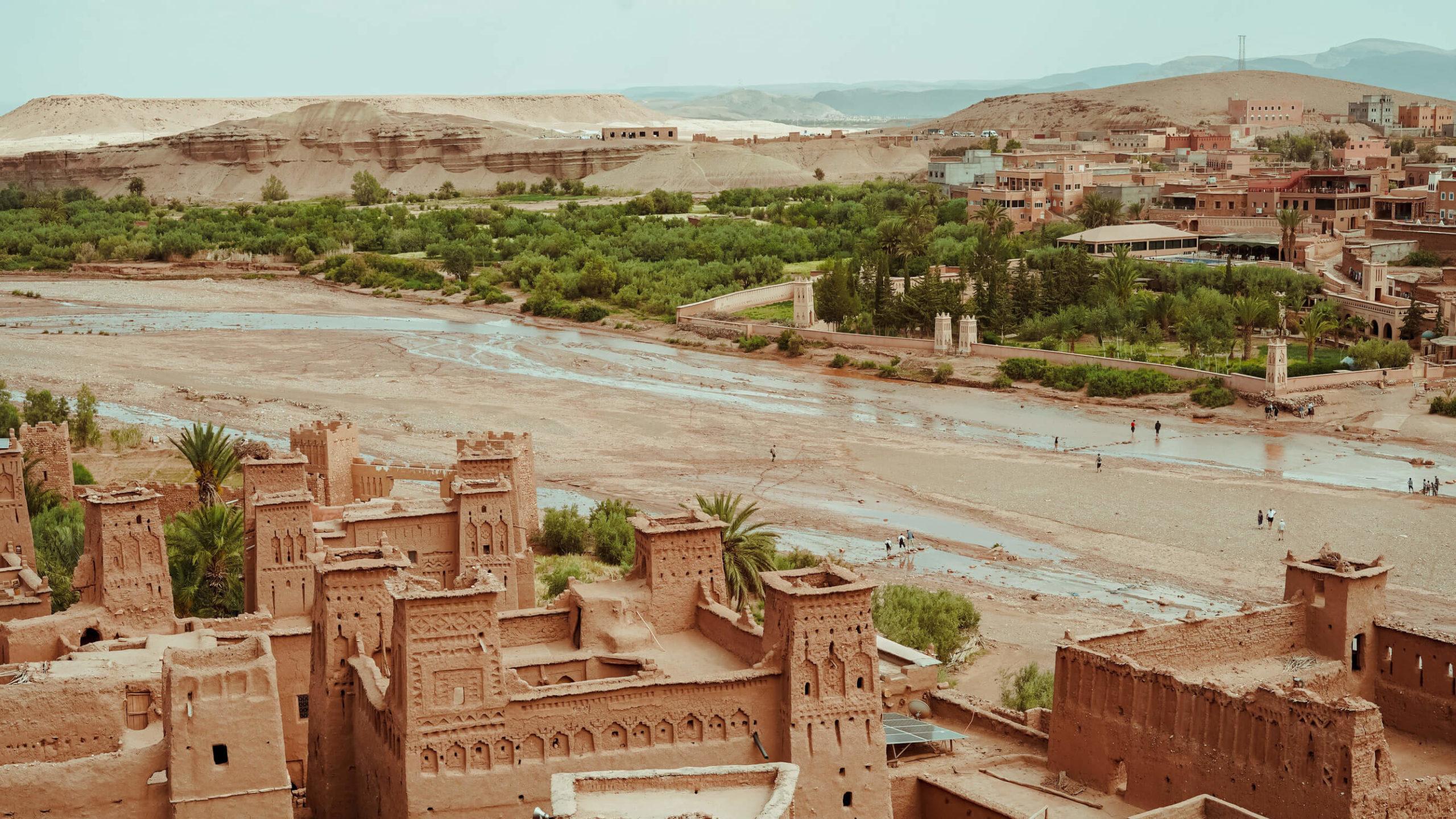 maison-village-maroc